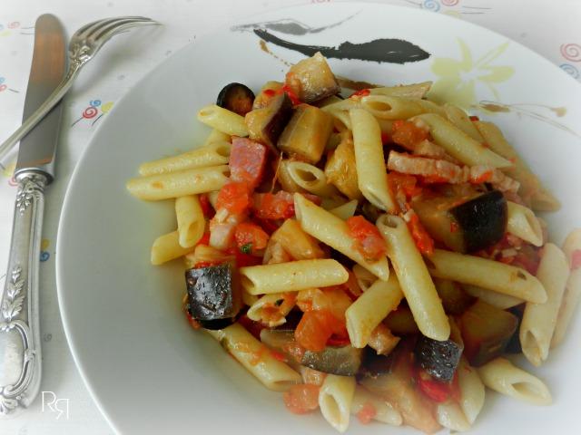 """""""Macarrones a la siciliana"""""""