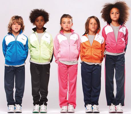 chandals niños-niñas El Corte Inglés