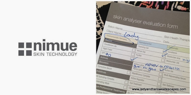 Nimue: the answer to my skin issues