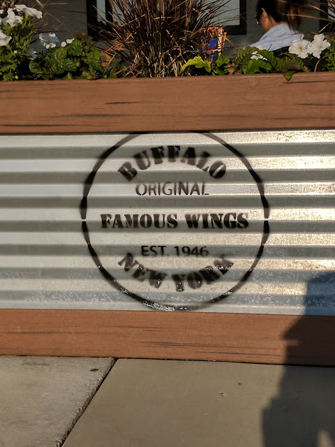 Buffalo Original Famous Wings