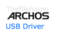 Archos USB Driver Download free and Review