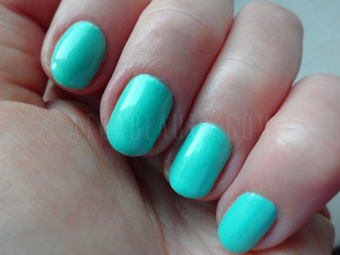 Sensique, Strong & Trendy Nails, 172 Mojito