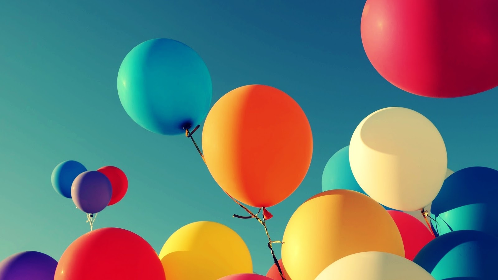 hd balloon plain wallpaper s for desktop 1080px wide free download