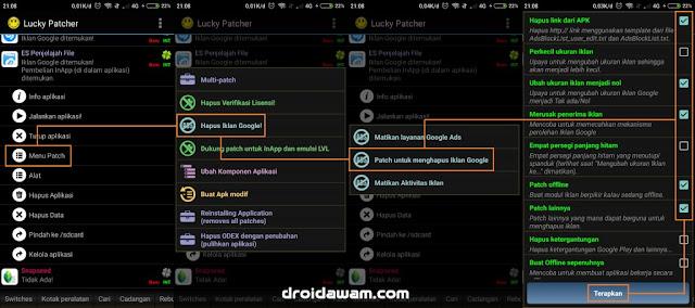 5 Cara Menghilangkan Iklan di Aplikasi Android dengan Lucky Patcher