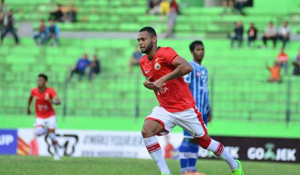 Persija Jakarta Resmi Lepas Luis Junior