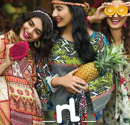 33735f606cc Nishat Linen Spring Summer Collection 2017 With Prices - Fashion World