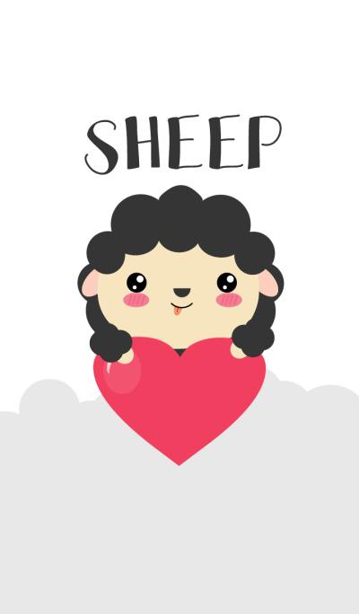 I,'m Lovely Black Sheep Theme
