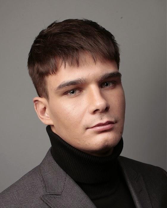 Moda cabellos cortes de pelo corto para hombres primavera - Peinados de hombres ...