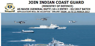 General Duty Recruitment Coast Guard