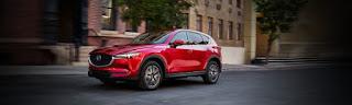 Noul Mazda CX-5
