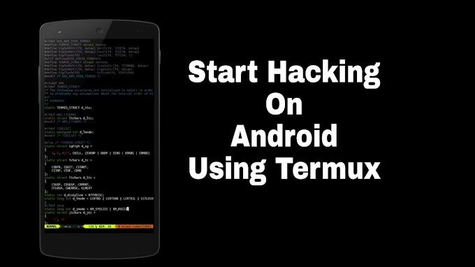 Hướng dẫn cài đặt các công cụ hacking trên Termux