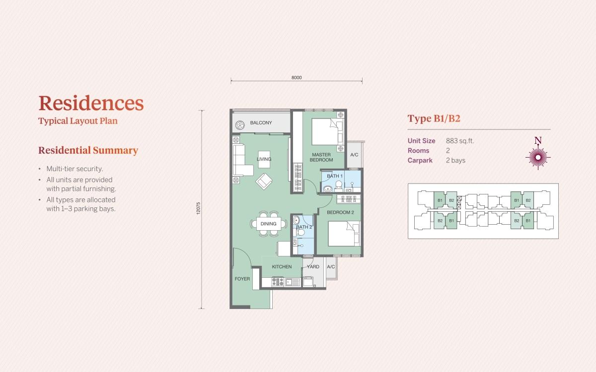 Emira Residences Malaysiacondo