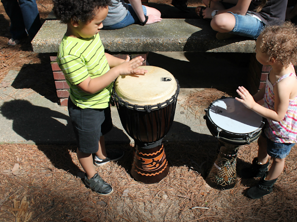 The Benefits Of Drum Circles