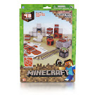 Minecraft Minecart Pack Papercraft Figure