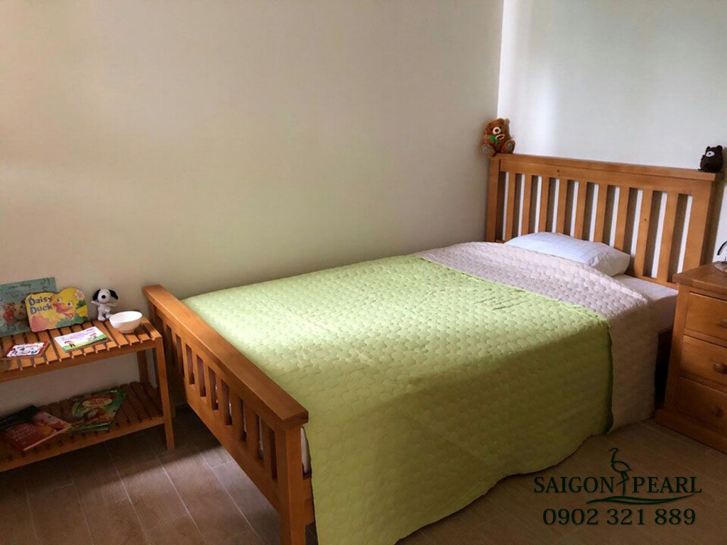 Shapphire 1 Saigon Pearl cho thuê căn hộ 2PN nội thất mới 1100$ - hinh 3
