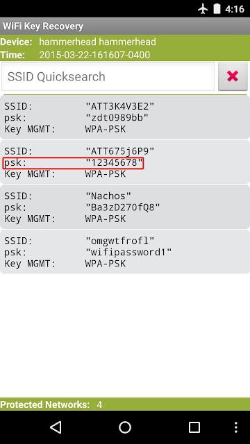 Cara Melihat Semua Password WiFi di Android Terbaru
