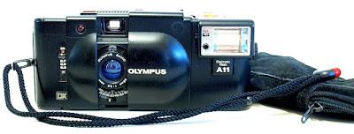 Olympus XA 4 Macro