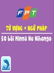 Tải bộ Giáo Trình 50 bài từ vựng và ngữ pháp Mina no Nihongo ( FPT )