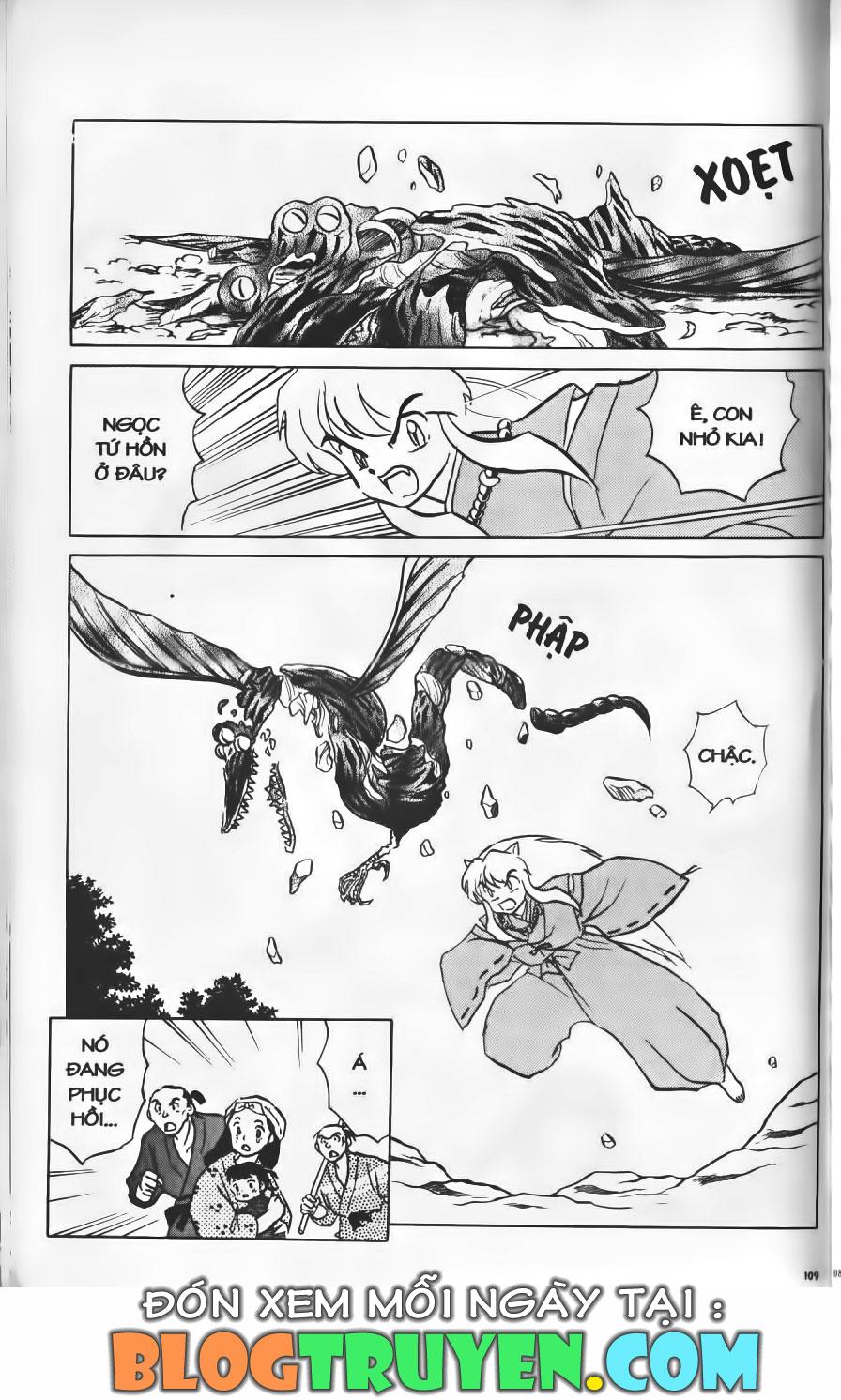 Inuyasha vol 01.5 trang 8
