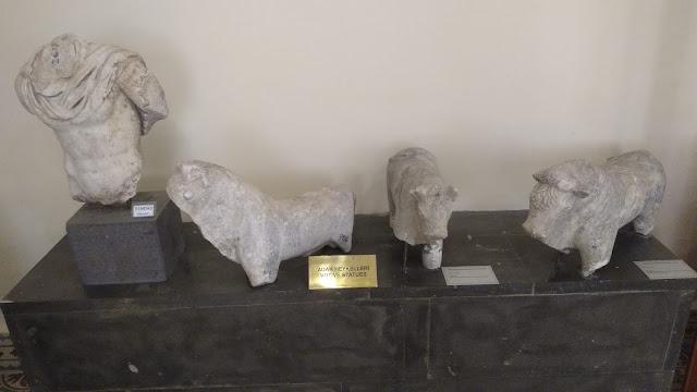 Adak Heykelleri - Kastamonu Müzesi