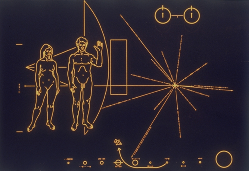 Voyager 1 Spacecraft Location (page 2) - Pics about space