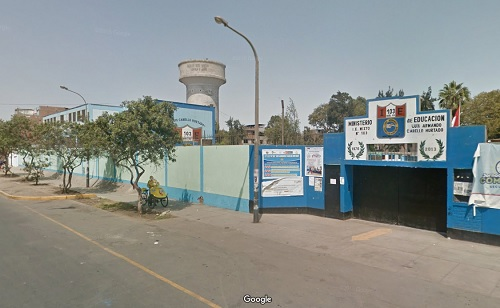 Escuela 103 LUIS ARMANDO CABELLO HURTADO - Lima Cercado