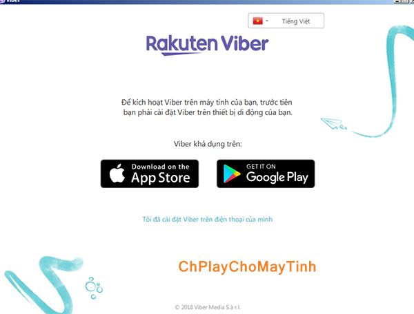 Viber 9.8.1.2 For PC - Download Tải Viber Về Cho Máy Tính PC d
