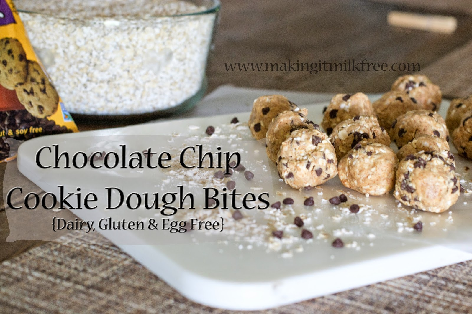 #glutenfree #dairyfree #eggfree #cookiedough #energybites #treats #snacks #funfood