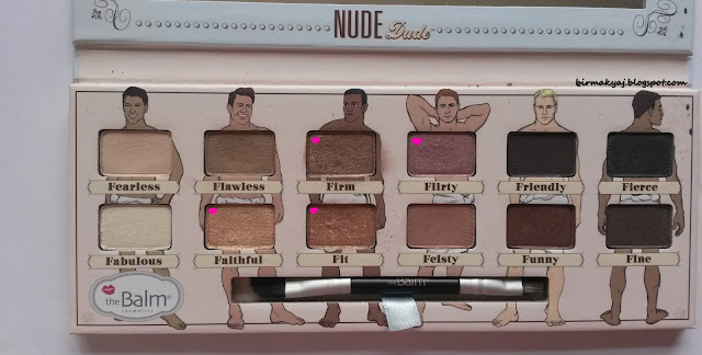 The Balm - Nude Dude Volume 2