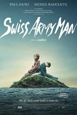 Swiss Army Man 2016 DVDR R1 NTSC Latino