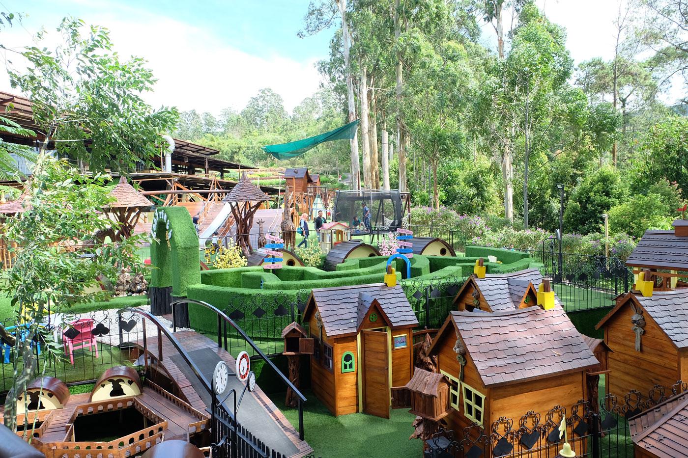 Dusun Bambu, Lembang