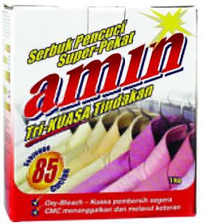 """SABUN """"AMIN"""""""