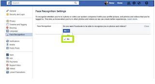 Begini Cara Menghentikan Share Data Anda sembarangan di Facebook