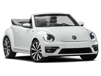 Volkswagen Beetle White HD Wallpapers