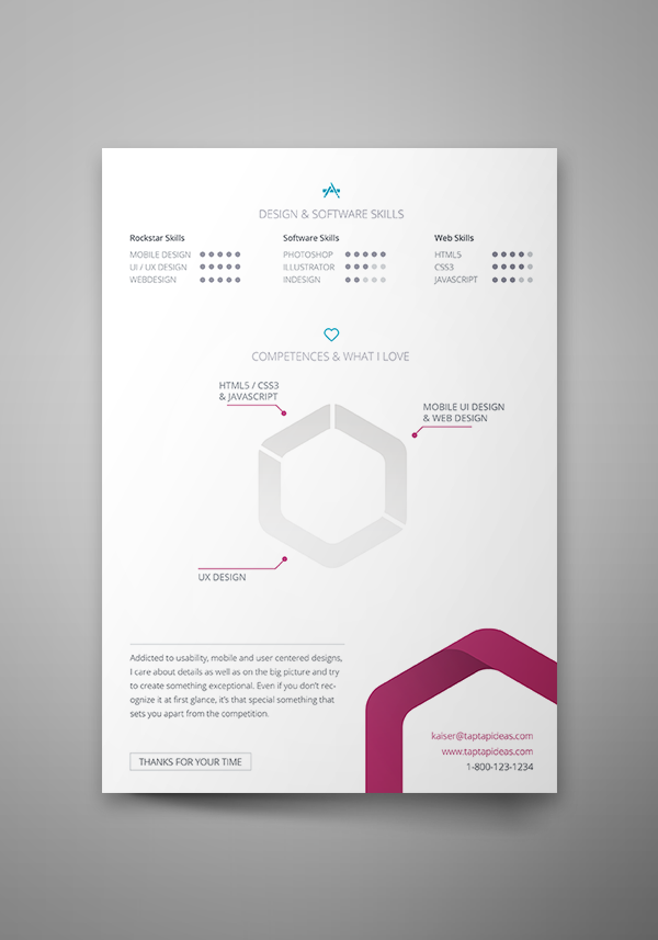 psd  free resume template  stagepfe psd  free resume template
