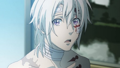 D.Gray-man Hallow Episode 4 Subtitle Indonesia