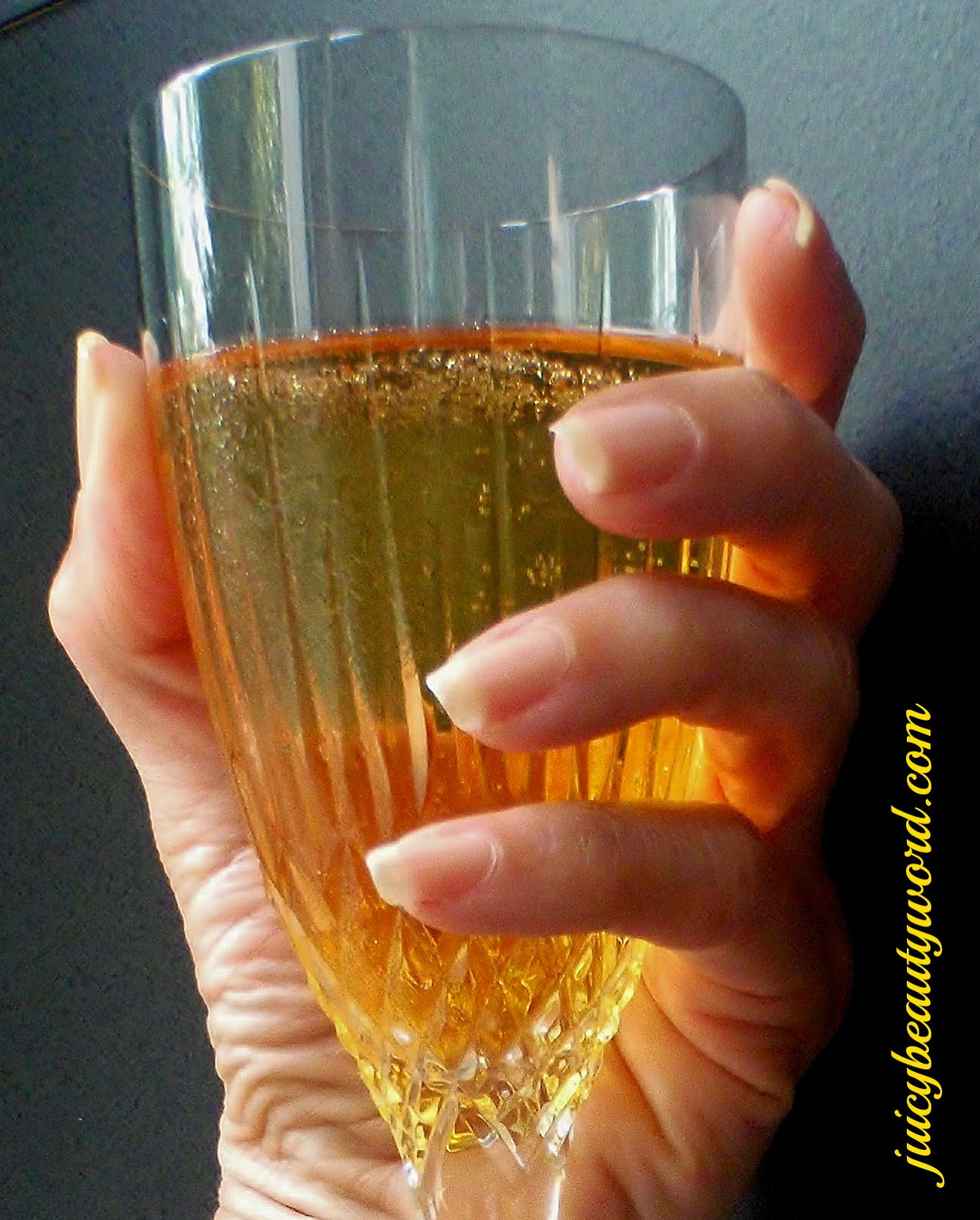 champagne nail polish
