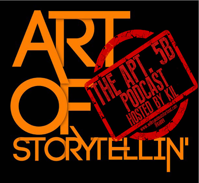 Apt. 5B Podcast Hosted by Kil: What's The Top 5 DOPEST Storytelling Rhymes?!?!?!