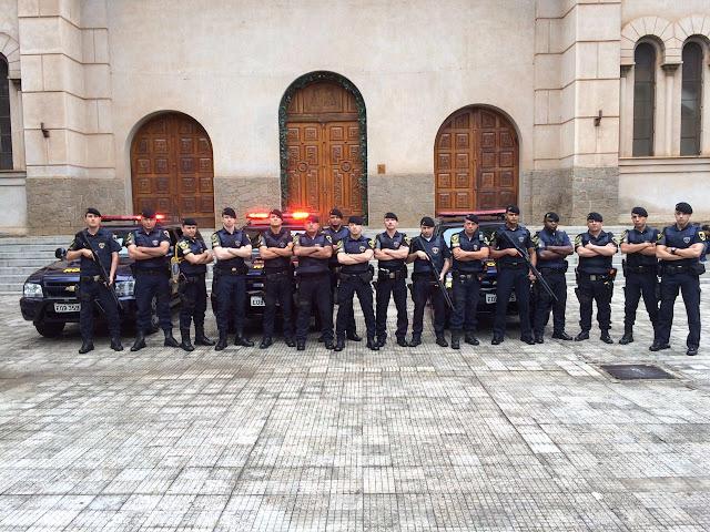GAP da Guarda Civil passa a chamar ROMU (Rondas Ostensivas Municipais) em Piracicaba