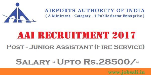 AAI Careers, Airport Jobs, AAI Jobs