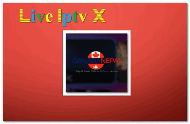 CanadaNepal Live Tv Addon