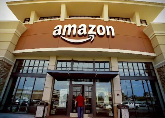 Amazon building -مبني شركة أمازون