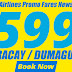 P599 All-In Promo Boracay Dumaguete Low Fare Flights Book Now 2018