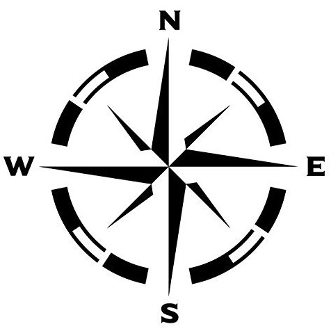 printable compass template