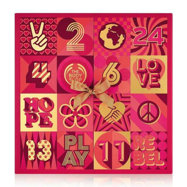 Calendario Dellavvento Lush.Il Calendario Dell Avvento Di Natale The Big Bang Family
