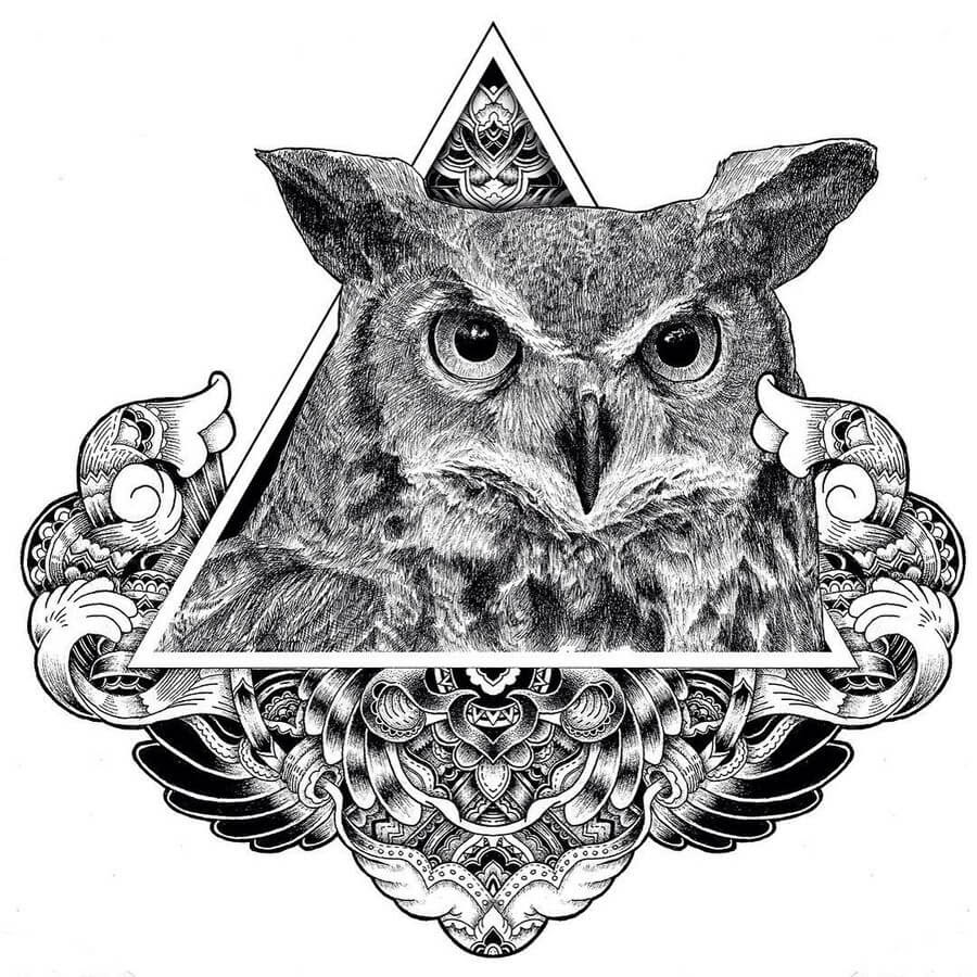 04-Owl-s-Piercing-Eyes-Tyler-Hays-www-designstack-co