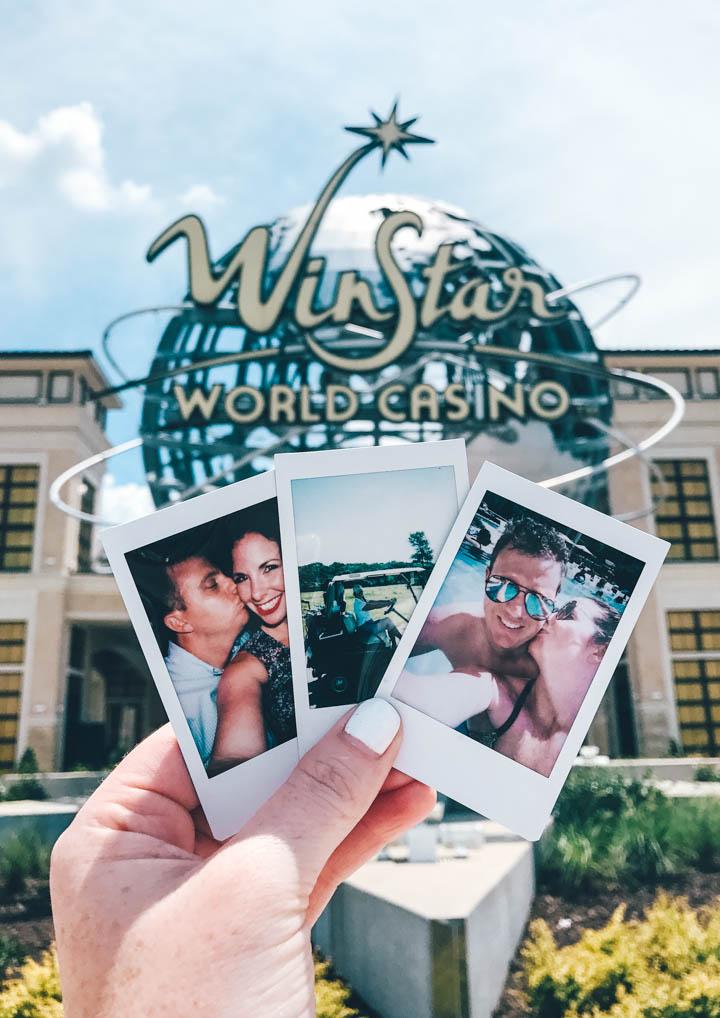Winstar World Casino Big Winners