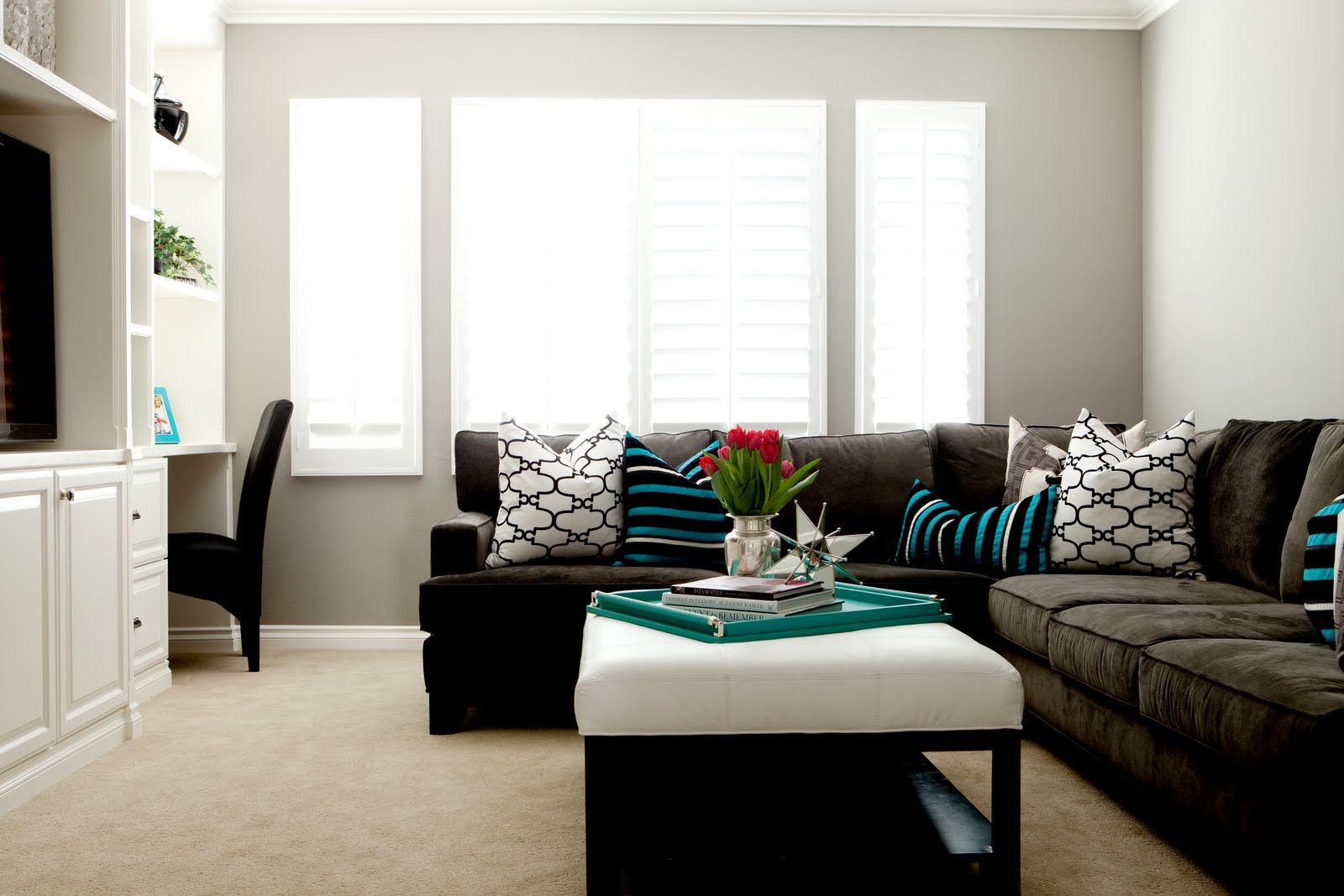 Bdg Style Chic Media Room