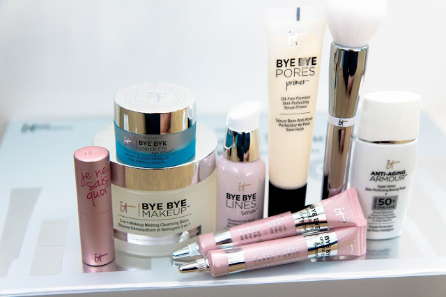 IT Cosmetic's Exclusive Bye Bye Skincare Line at Sephora
