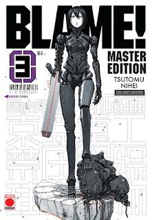 Blame Master edition 3 Tsutomu Nihei